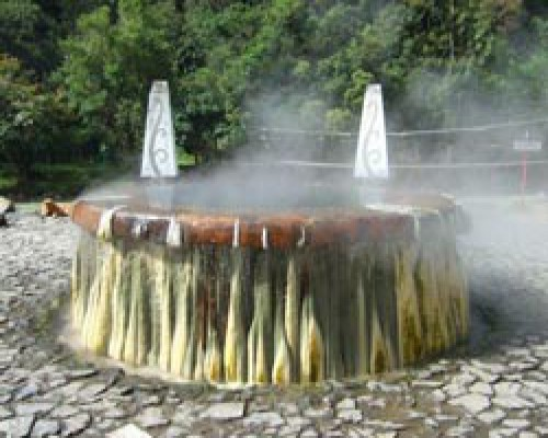 tourist information ranong hotspring